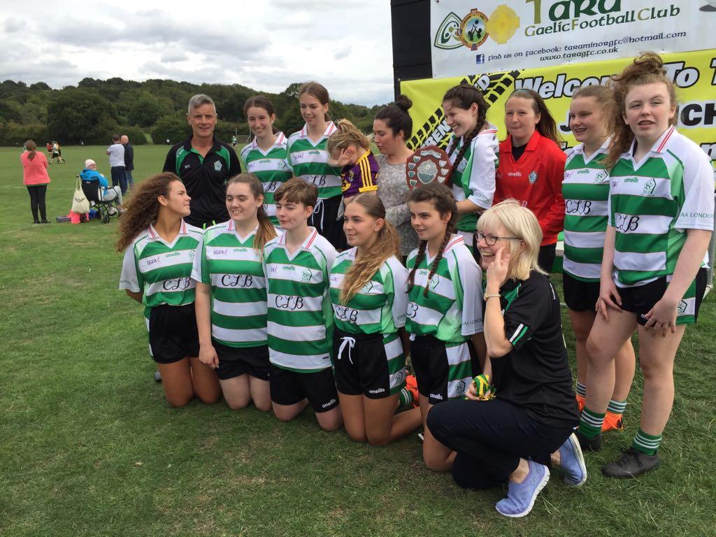 St Clarets Girls 2018