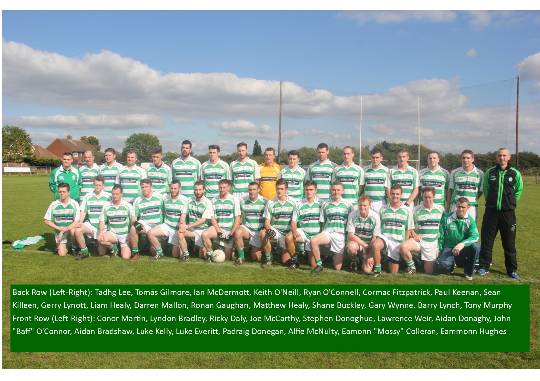 JFC v St Anthonys Sept 2015
